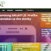 Android portál
